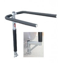 ZAPP 4 BIKE RACK SILVER 4WD