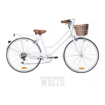 REID VINTAGE 7 SPEED CLASSIC PLUS - WHITE