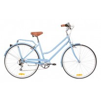 REID LADIES VINTAGE 7 SPEED LITE - BABY BLUE