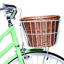 REID FRONT ROUND BASKET KIT FOR VINTAGE BICYCLES