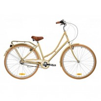 REID LADIES VINTAGE DELUXE 3 SPEED - COFFEE