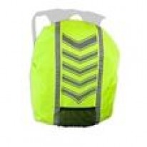 BACKPACK COVER  REFLECTIVE FLURO YEL