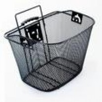 BASKET STEEL-SQR340X240X240   W/HANDLE