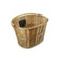 BASKET CANE-OVAL360X260240  W/HANDLE