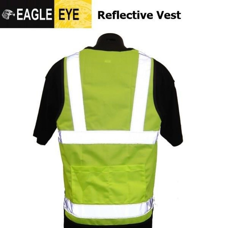 Adult Reflective Safety Vests - Eagle Eye