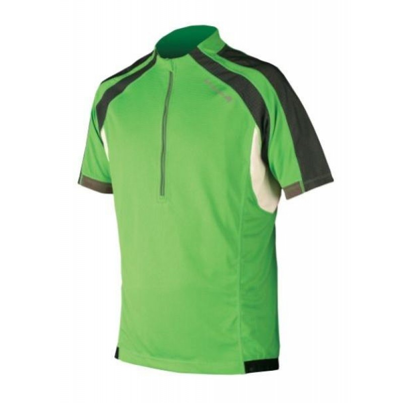 Endura Jersey Hummvee S/S, Kelly Green