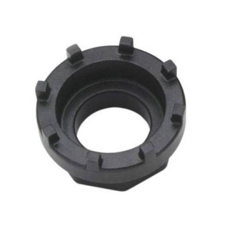 Park Tool BBT-18  Bottom Bracket Tool for 8-Notch ISIS Cups