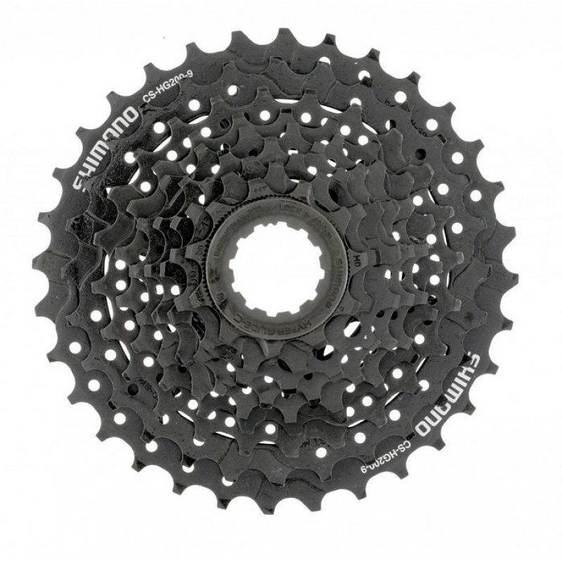 Shimano Tourney HG200 9 Speed Cassette