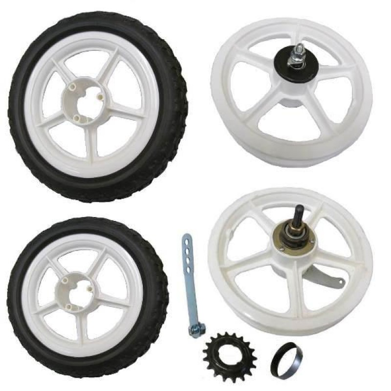 Wheels - Plastic 8'', 10