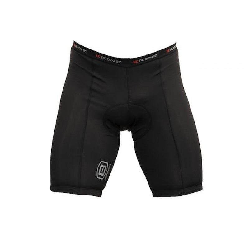 BRAVEIT FORCE SHORTS WOMENS BLACK