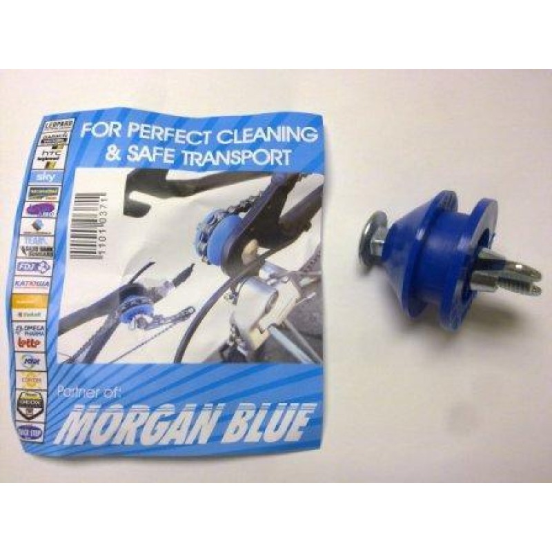 Morgan Blue Chain Keeper