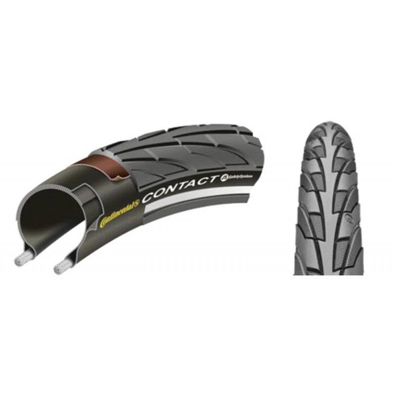 Continental Contact II Road Tyre