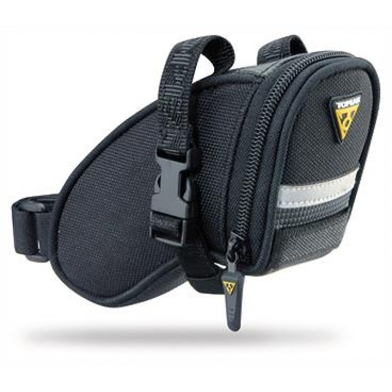 Topeak Micro Areo Wedge Pack Quick Click Fixer Saddle Bag