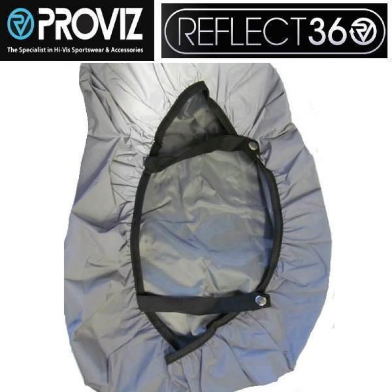 PROVIZ NIGHTRIDER BACKPACK COVER WITH TRIANGLE