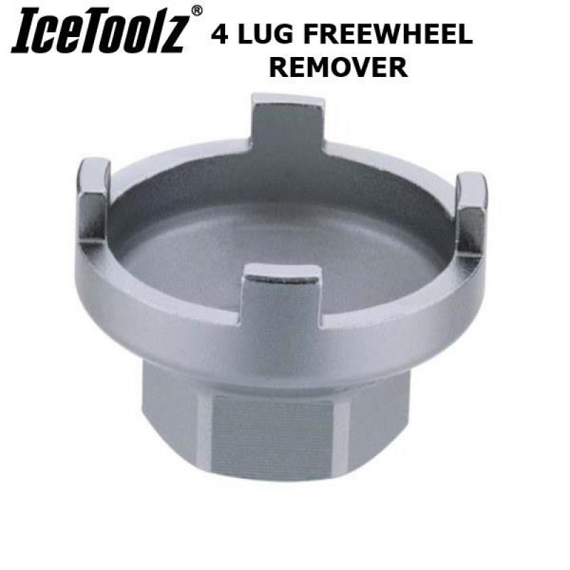 Cluster Freewheel Removers -10 Types - ACS / IceTo