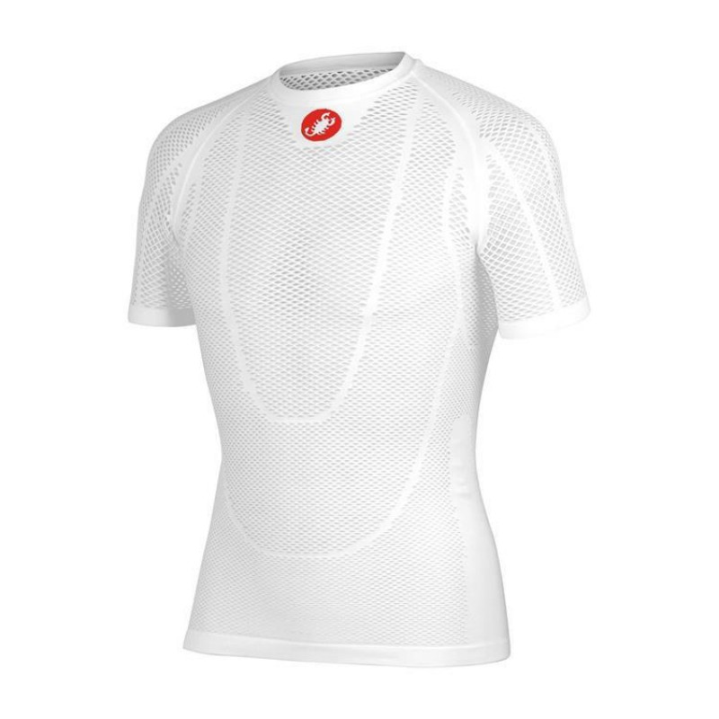 Castelli Men's Seamless SS Base Layer