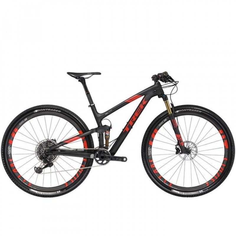 2018 Trek Top Fuel 9 9 Rsl