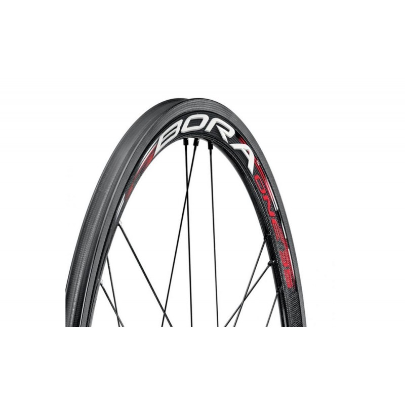 Campagnolo Bora One 35 Clincher Wheelset Dark Labe