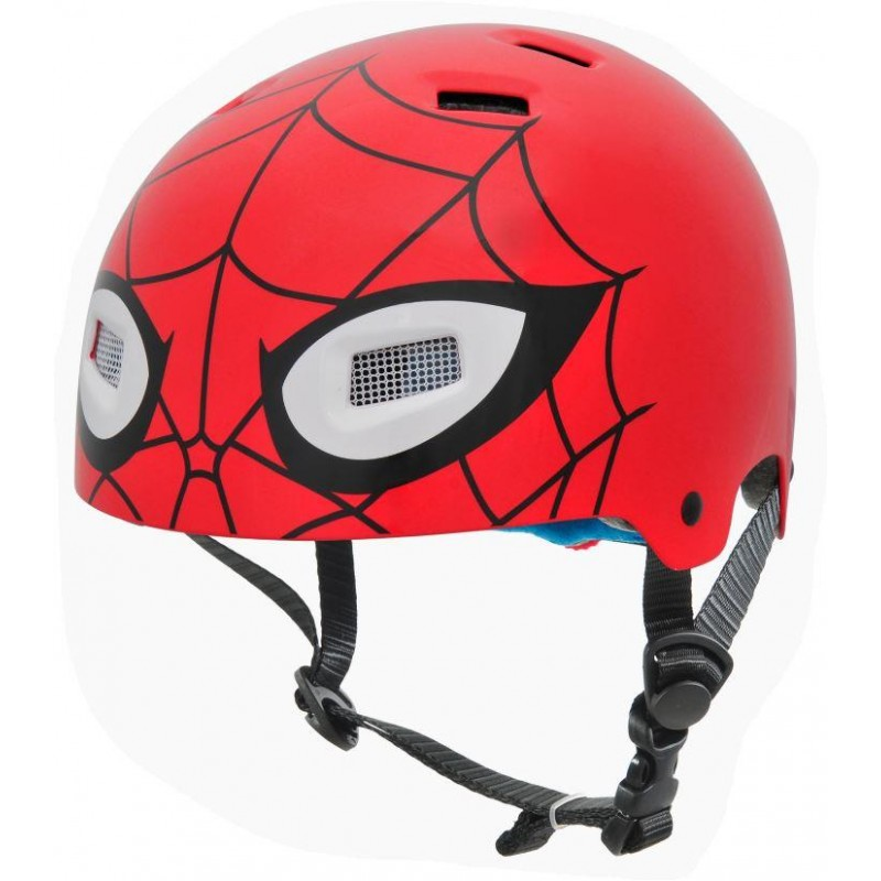 XTROVERT SPIDERMAN KIDS SKATE HELMET