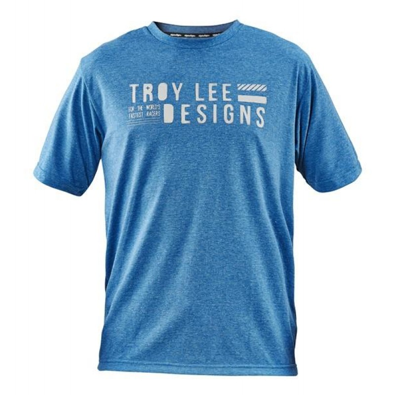 Troy Lee Designs Men's Network Jersey Dirty Blue