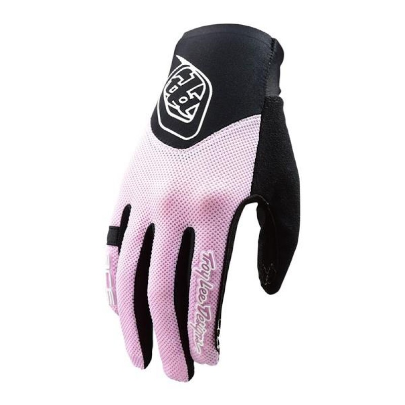 Troy Lee Designs Womens Ace Glove Pink