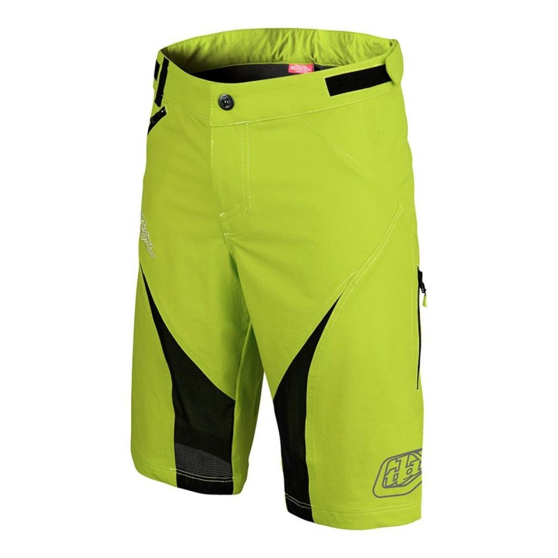 TROY LEE DESIGNS TERRAIN SHORT FLO YELLOW
