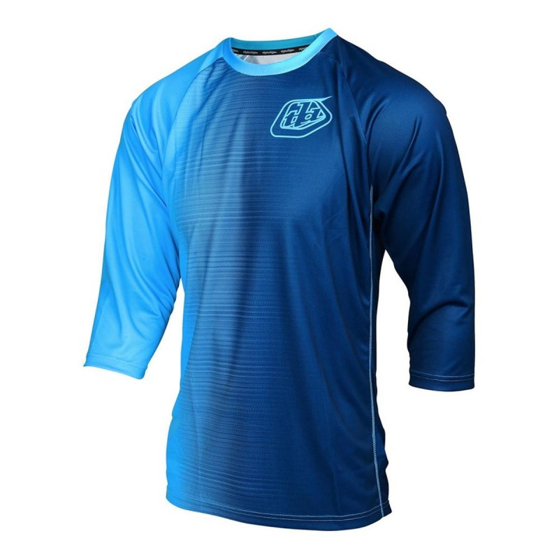 TROY LEE DESIGNS RUCKUS JERSEY 50/50 BLUE