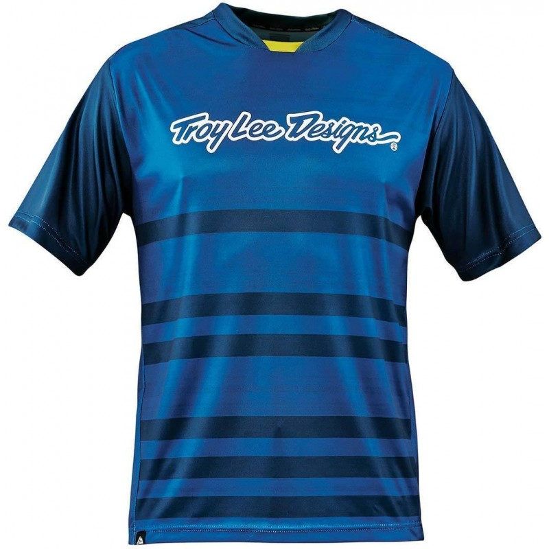 TROY LEE DESIGNS SKYLINE JERSEY DIVIDED BLUE