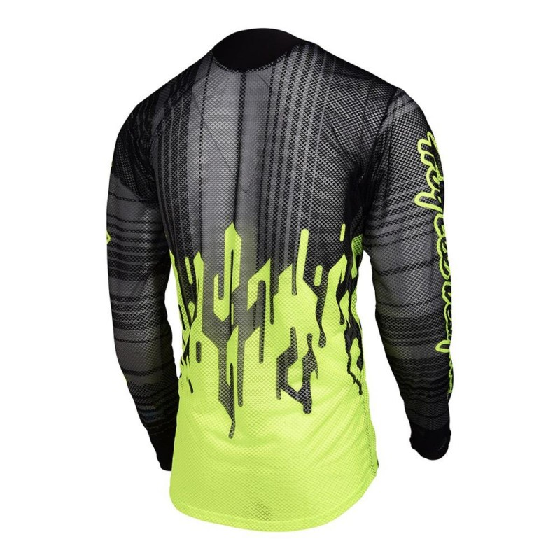 TROY LEE DESIGNS SPRINT JERSEY CODE YEL