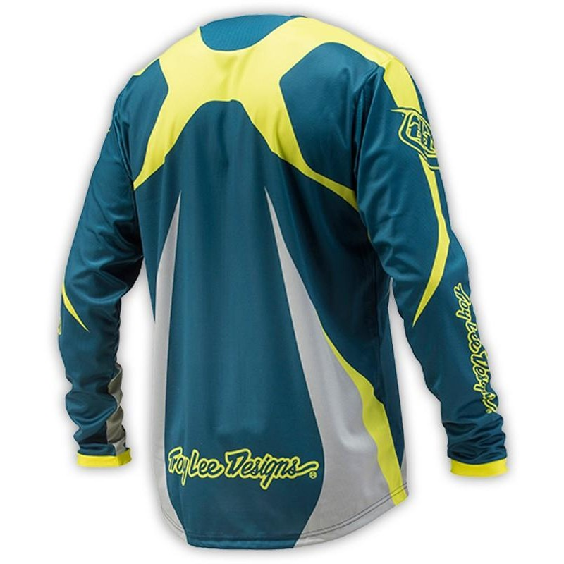 TROY LEE DESIGNS SPRINT YOUTH JERSEY REFLEX