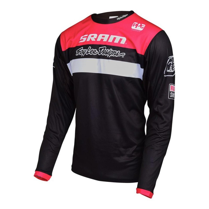 TROY LEE DESIGNS SPRINT JERSEY TEAM BLACK