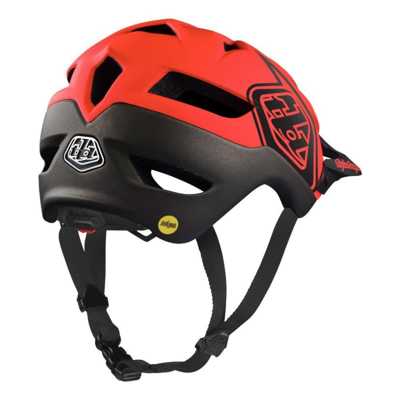 TROY LEE DESIGNS A1 AS MIPS CLASSIC OR/GRY