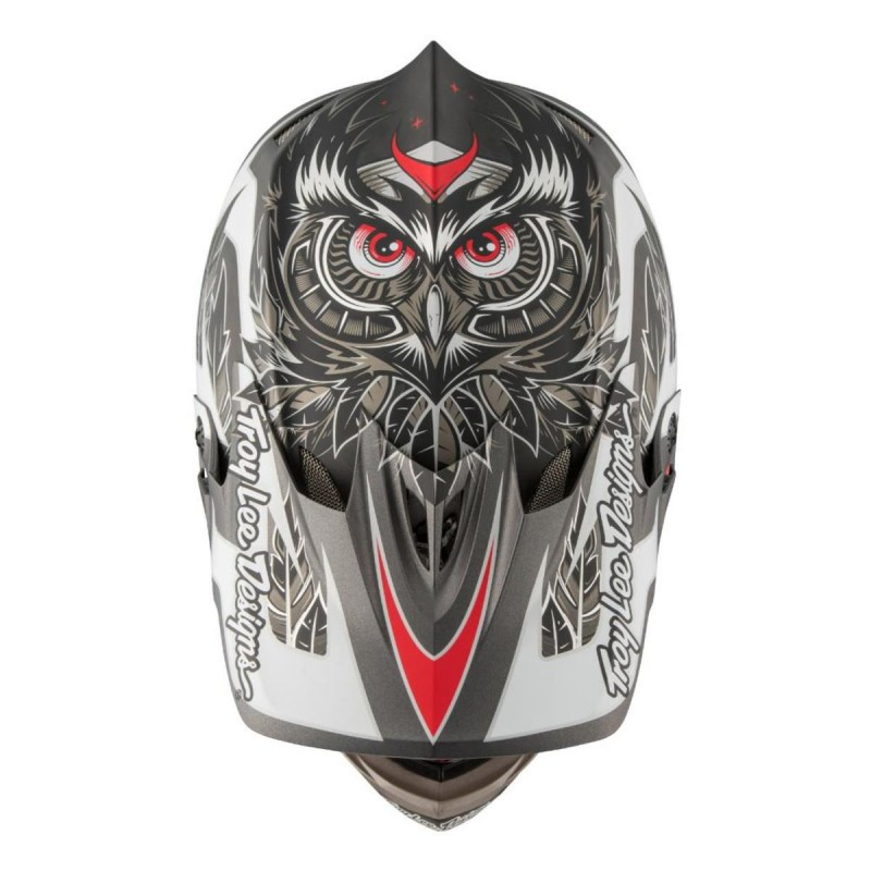TROY LEE DESIGNS D3 HELMET NIGHTFALL
