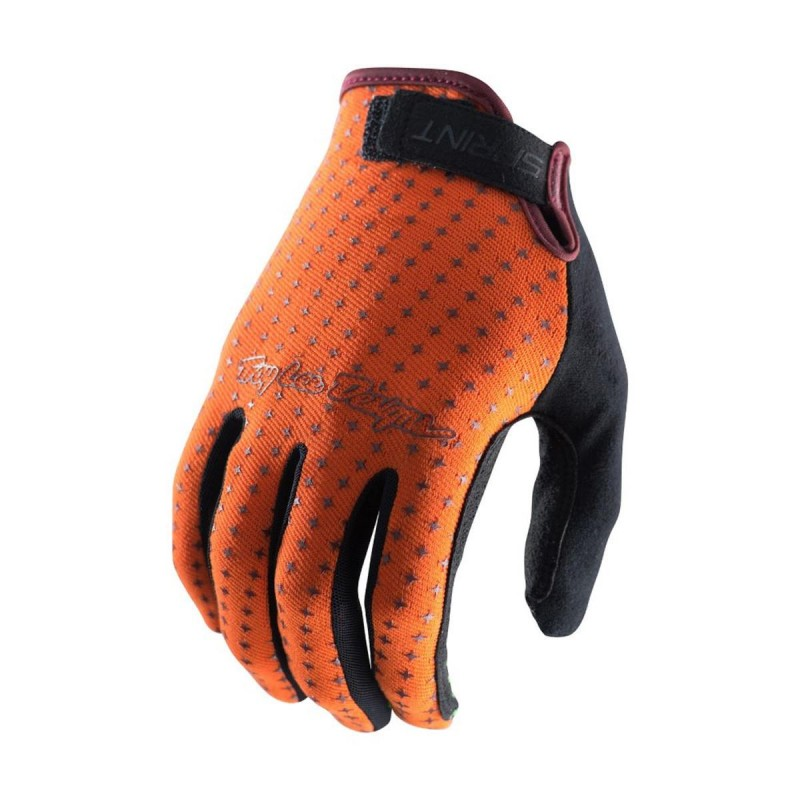 TROY LEE DESIGNS SPRINT YOUTH GLOVE ORANGE