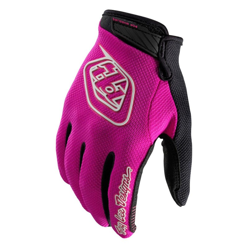 TROY LEE DESIGNS AIR GLOVE YOUTH PINK