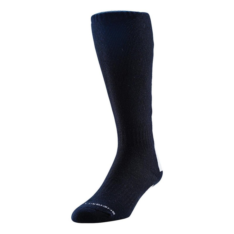 Troy Lee Designs Gp Sock Hole-Shot Black