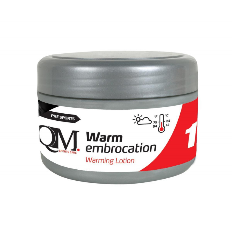 QM Warm Embrocation Cream