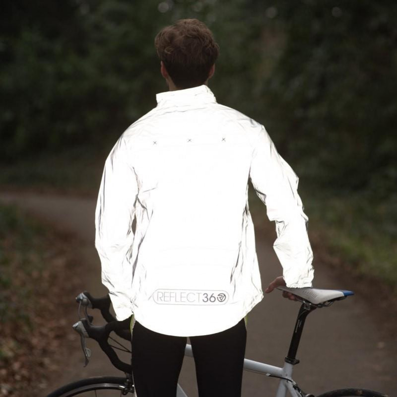Proviz Men's Reflect360 High Viz Cycle Jacket