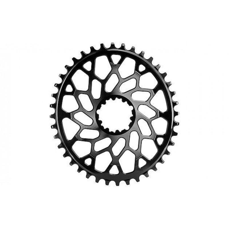 absoluteBLACK Cyclocross SRAM Oval Chainring