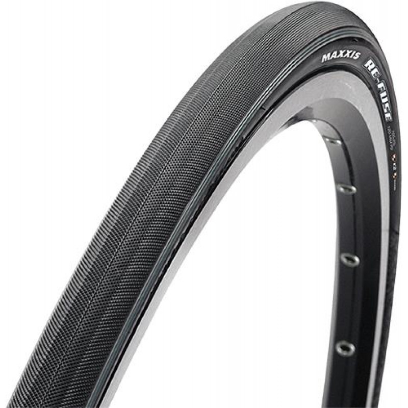 MAXXIS RE-FUSE 700C ROAD TYRE