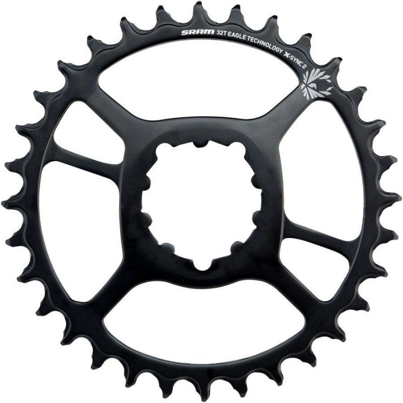 SRAM X-SYNC2 Eagle Steel Chainrings