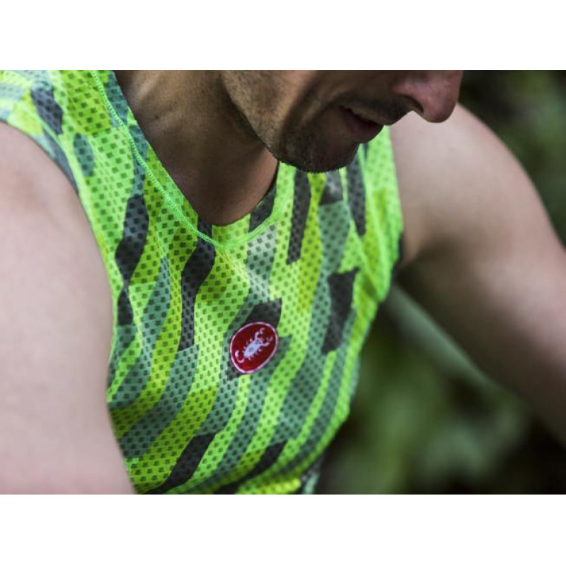 Castelli Pro Mesh Sleeveless Base Layer