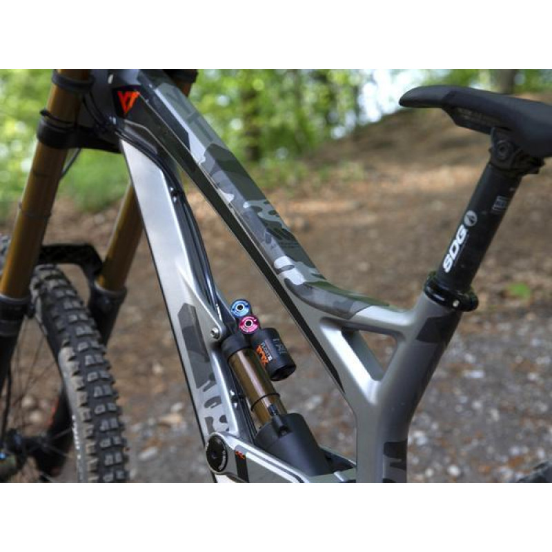 Road Bike Rodalink: Cycling Chain Stay Frame Protector Bicycle Sticker Guard