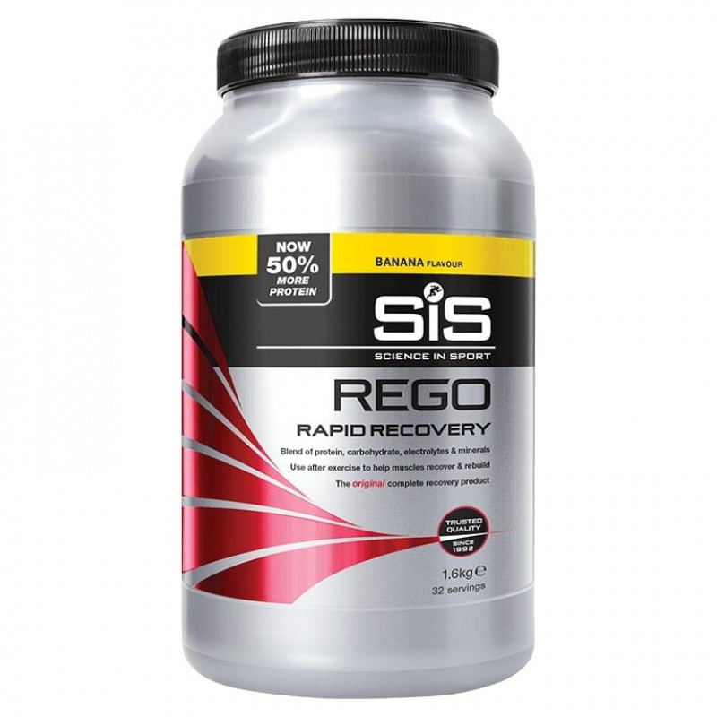SIS REGO Rapid Recovery Powder 1.6kg