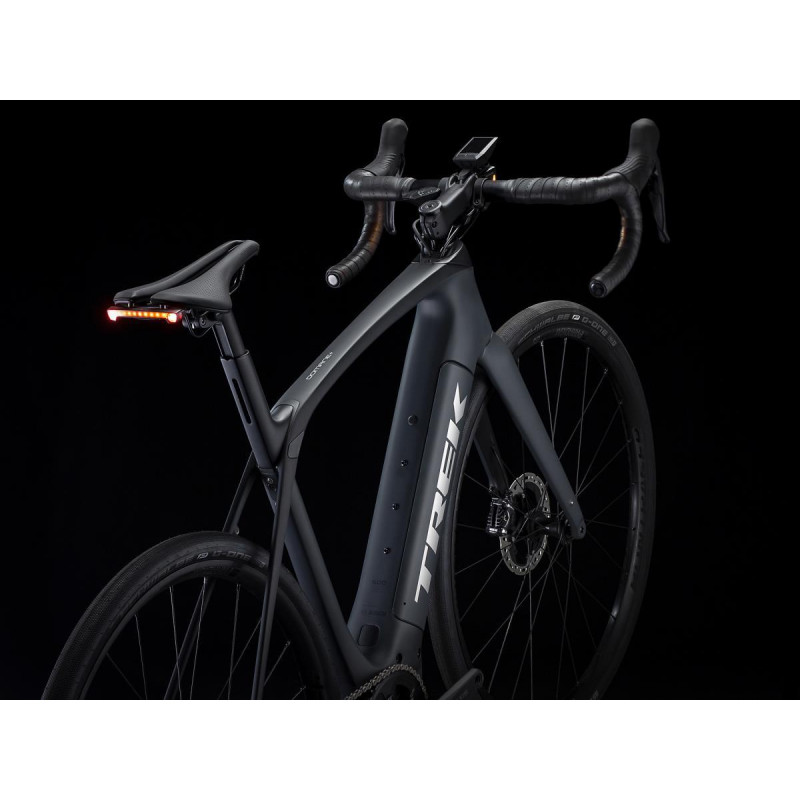 2021 Trek Domane + HP NZ Electric Bike Charcoal/Black