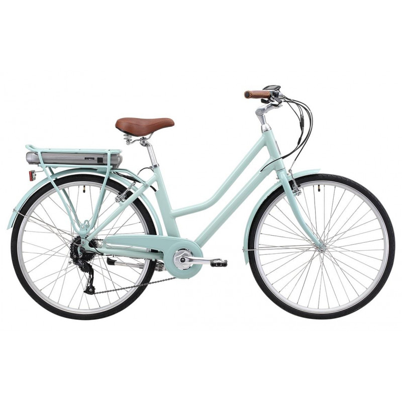 Reid Classic Electric Bike Sage