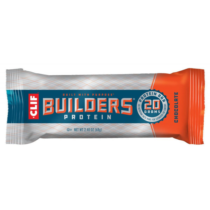 Clif Builders Protein Bar Chocolate (Short Dated)