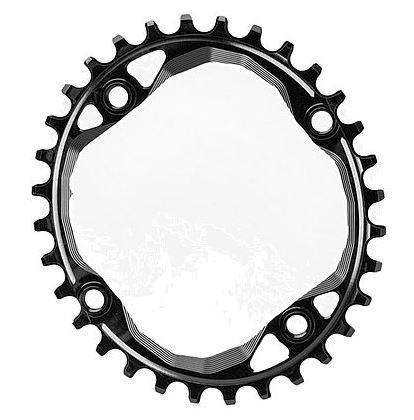 absoluteBLACK 64 & 104 BCD Oval Chainring