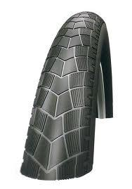 SCHWALBE BIG APPLE TOURING TYRE