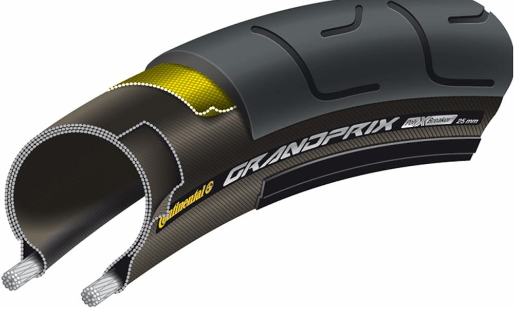Continental Grand Prix GT Road Tyres
